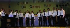 Kleiner Chor Fremdensitzung