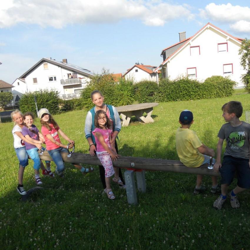 Sommerausflug 2014 Kinderchor Steinbach