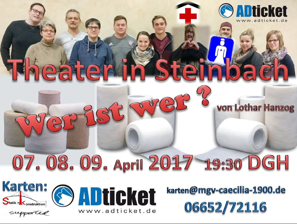 Theater 2016 in Steinbach